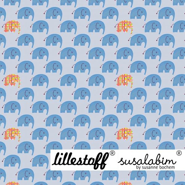 Stoffe/Designer/SUSAlabim/Susalabims Elefant Mini, bunt Bild 1