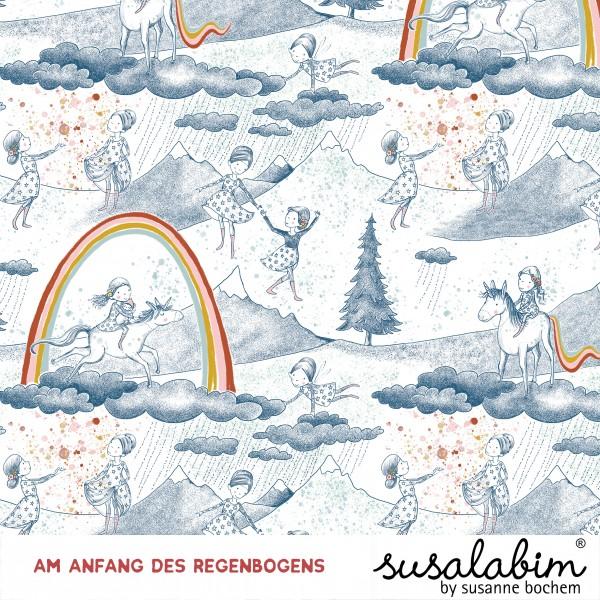 Fabrics/Designers/SUSAlabim/Am Anfang Des Regenbogens Bild 1
