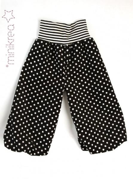 Schnittmuster/MiniKrea/SM20301- Schnittmuster/Pattern Ballonhose/Balloon Trousers Bild 1