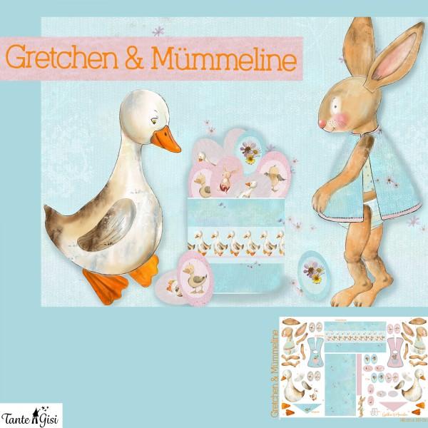Stoffe/Jahreszeiten und Feiertage/Gretchen & Mümmeline Bild 1