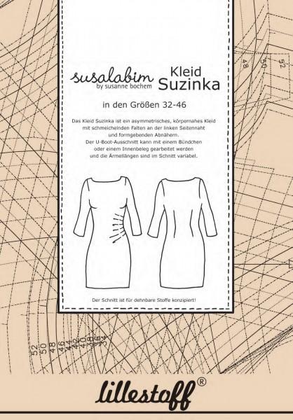 Schnittmuster/lillestoff/Schnittmuster Kleid SUZINKA Bild 1