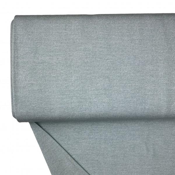 Stoffe/Basics/Jersey Uni/Jeansoptik Jersey, altgrün Bild 1