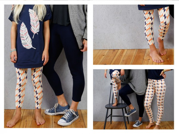Pattern/STUDIO SCHNITTREIF/Studio Schnittreif - Schnittmuster JETTE Fledermausshirt für kids Bild 1