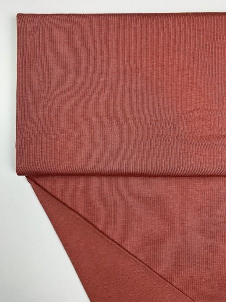 Fabrics/Basics/Solid Modal/Modaljersey, brique Bild 1