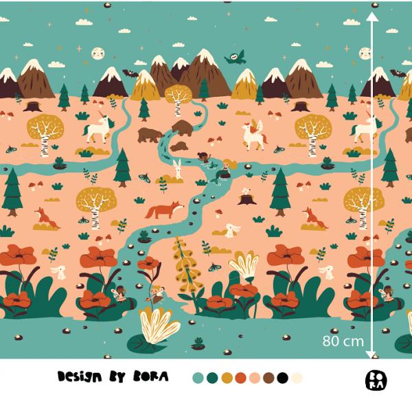 Fabrics/Designers/BORA/Fairyland Bild 1