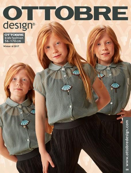 Pattern/Books and magazines/06/2017 OTTOBRE design®, Kids Winter Bild 1