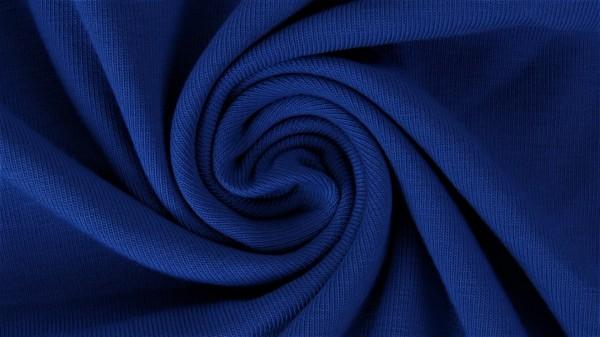 Fabrics/Basics/Solid Jersey/Uni Jersey, marine hell Bild 1