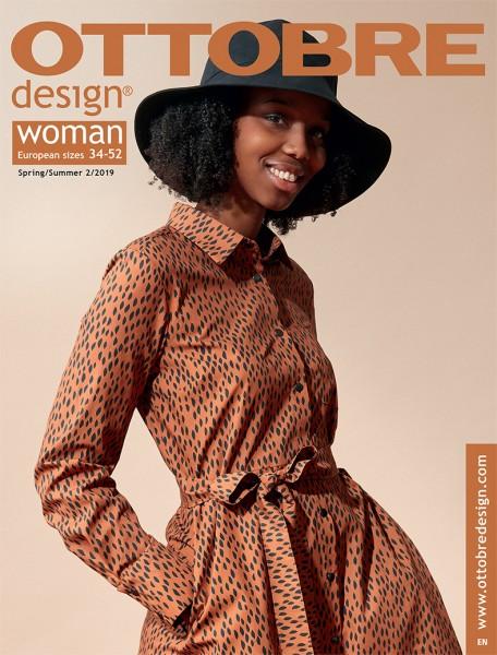 Pattern/Books and magazines/02/2019 OTTOBRE design®, Woman Frühling/Sommer Bild 1