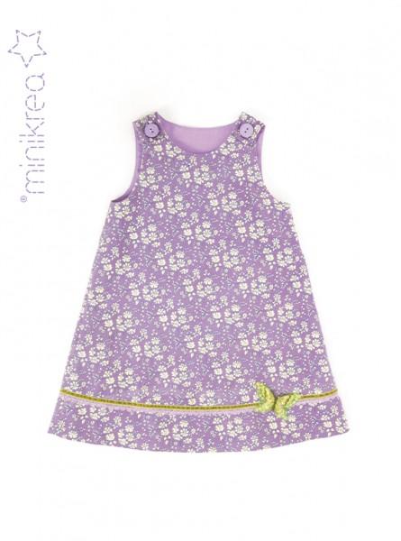 Pattern/MiniKrea/SM50004- Schnittmuster/Pattern Trägerrock/Spencer dress Bild 1