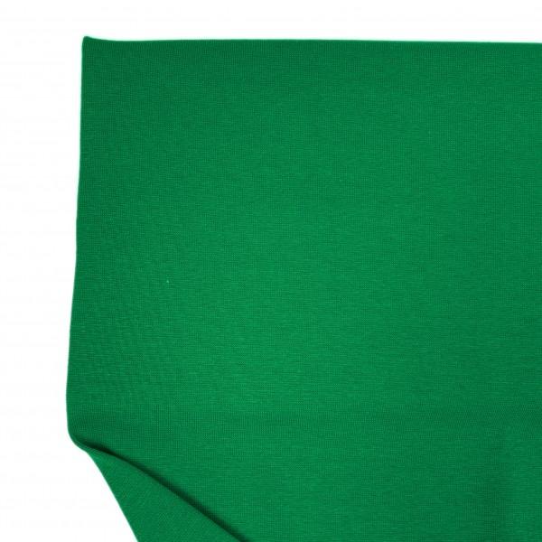 Fabrics/Basics/Solid Cuffs/Bündchen/Ribbing, glatt/smooth, dunkelgrün Bild 1