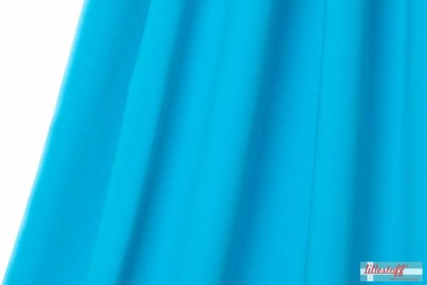 Fabrics/Basics/Solid Sweat/Summersweat, türkis NEU Bild 1