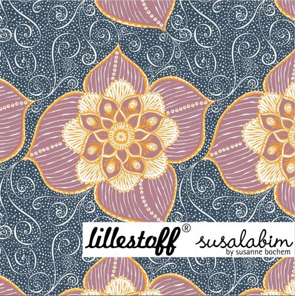 Sale/Discounted Products/Blumenranke rosa Bild 1
