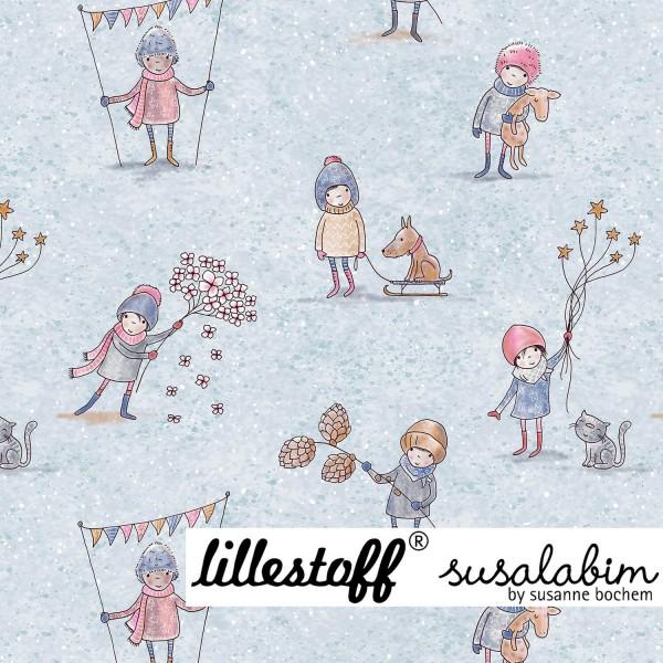 Fabrics/Designers/SUSAlabim/Susalabims Winterwichtel Bild 1