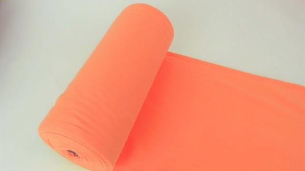Fabrics/Basics/Solid Cuffs/Schlauchbd., koralle Bild 1