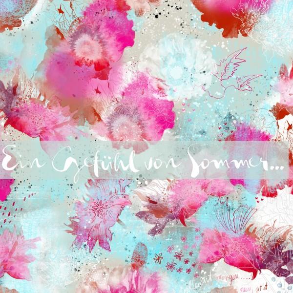 Fabrics/Designers/Tante Gisi/Ein Gefühl Von Sommer Bild 1