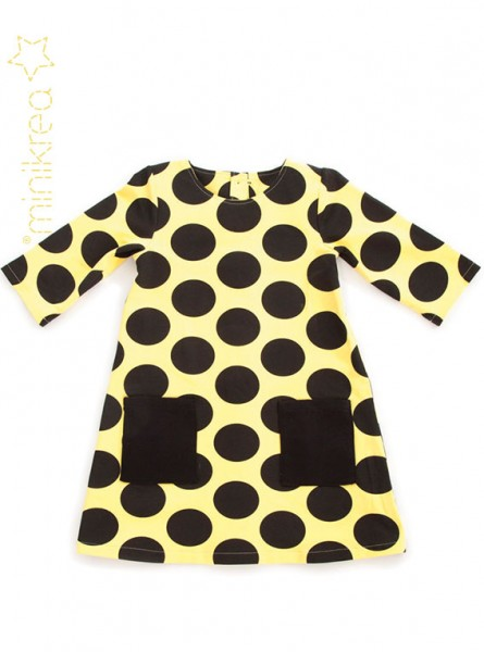 Pattern/MiniKrea/SM50010- Schnittmuster/Pattern A-Linien Kleid/A-Line Dress Bild 1
