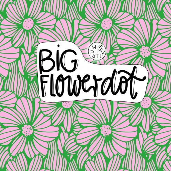 Fabrics/Designers/Miss Patty/Big Flowerdot Bild 1