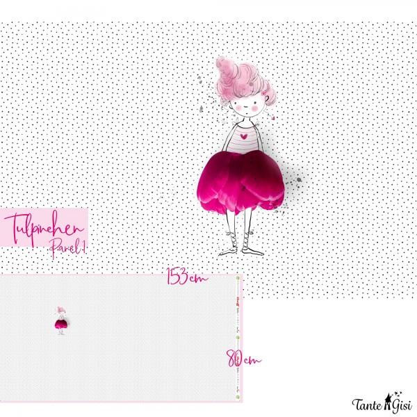 Stoffe/Designer/Tante Gisi/Tulpinchen Panel 1 Bild 1
