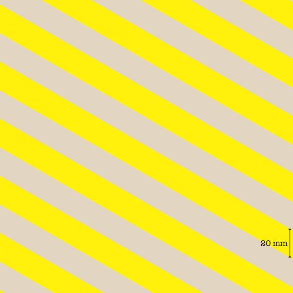 Fabrics/Designers/et voilà/Diagonalen, gelb-beige Bild 1