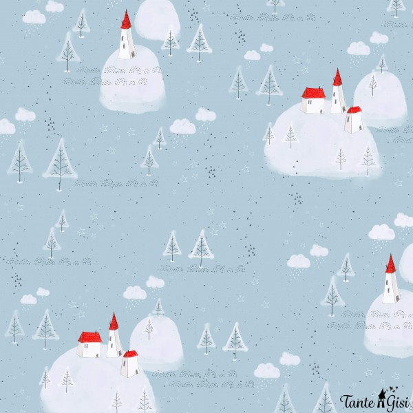 Fabrics/Designers/Tante Gisi/Winterland Bild 1