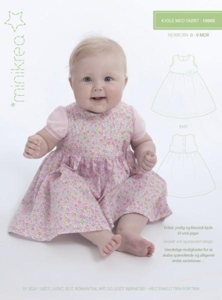 Pattern/MiniKrea/SM10005- Schnittmuster/Pattern Kleid/Dress Bild 1