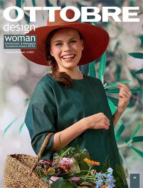 Schnittmuster/02/2021 OTTOBRE design®, Woman Frühling/Sommer Bild 1