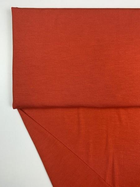 Fabrics/Basics/Solid Modal/Modaljersey, koralle dunkel Bild 1