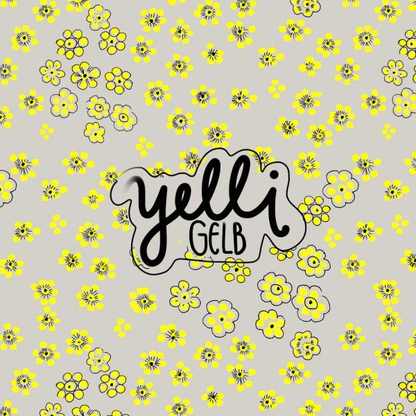 Fabrics/Designers/Miss Patty/Yelli, gelb Bild 1