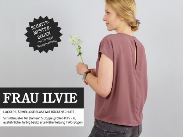 Schnittmuster/STUDIO SCHNITTREIF/Studio Schnittreif - Schnittmuster FrauILVIE Bluse Bild 1