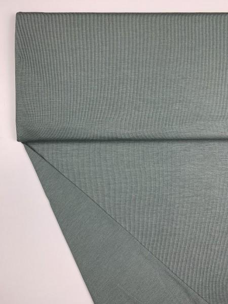 Stoffe/Basics/Modal Uni/Modaljersey, altgrün dunkel Bild 1