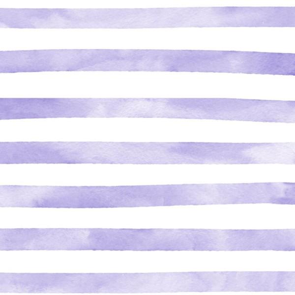 Stoffe/Grafisch/Aquarellringel, violett Bild 1