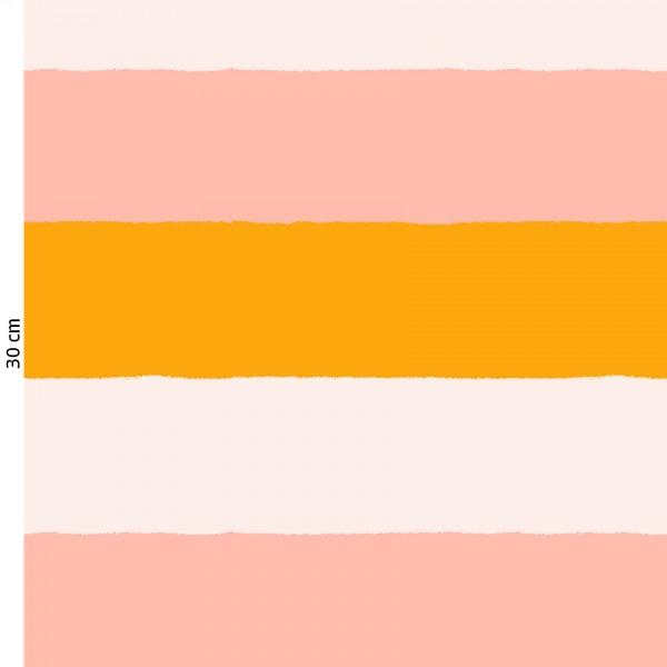 Stoffe/Designer/Enemenemeins/Choc Stripe Bild 1