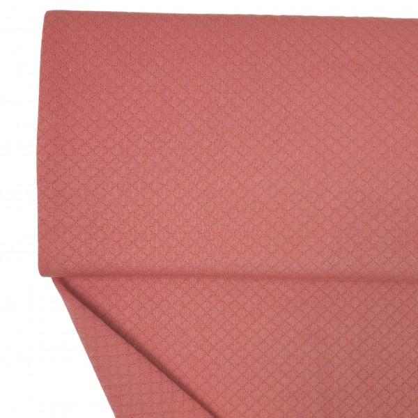 Fabrics/Basics/Solid Stepper/Leichter Baumwollstepper, altrosa Bild 1