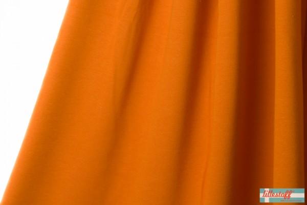 Fabrics/Basics/Solid Jacquard/Uni Jacquard, zimtorange Bild 1