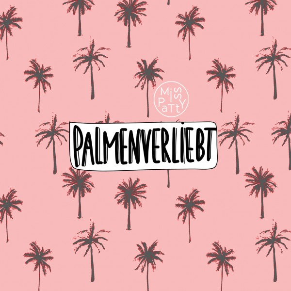 Fabrics/Designers/Miss Patty/Palmenverliebt Bild 1