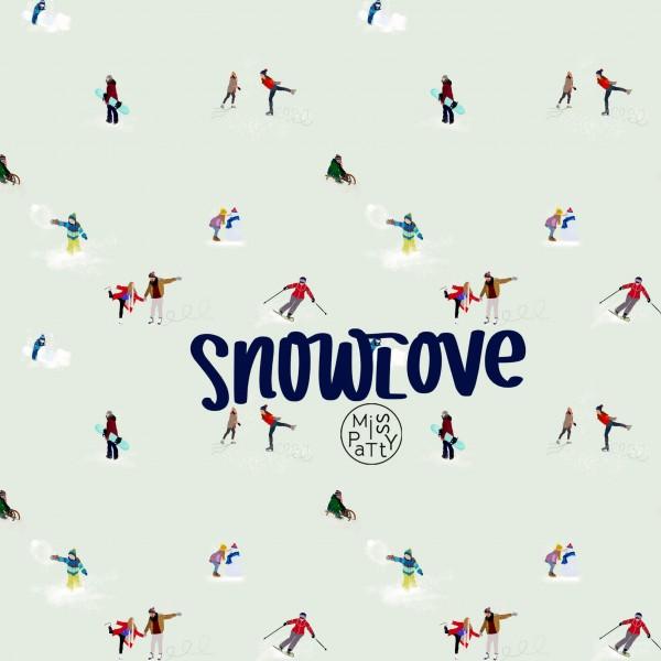 Stoffe/Designer/Miss Patty/Snowlove Bild 1