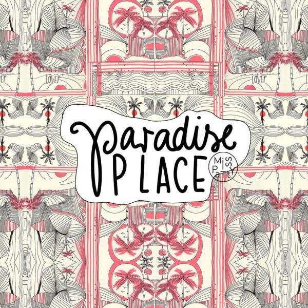 Stoffe/Designer/Miss Patty/Paradiseplace Bild 1