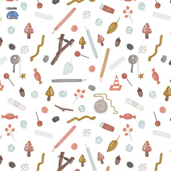 Fabrics/Designers/Lillemo/Hosentasche Bild 1