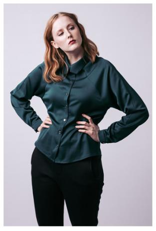 Schnittmuster/Named/03-102 - Schnittmuster/Pattern Stella Raglan Shirt & Shirt Dress Bild 1