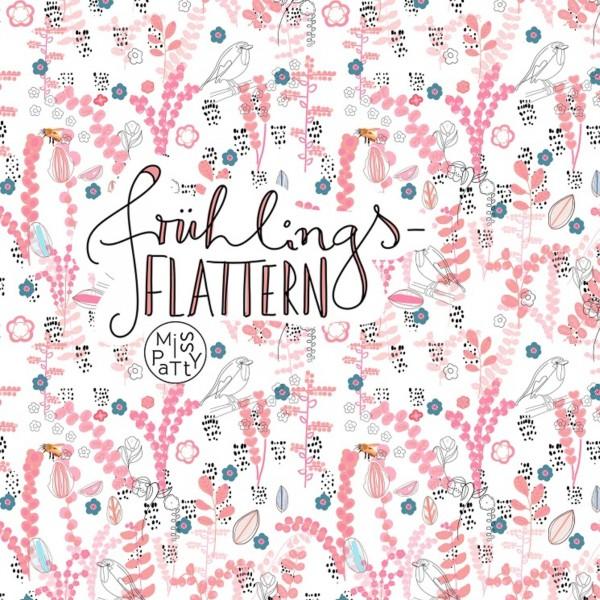 Fabrics/Designers/Miss Patty/Frühlingsflattern Bild 1