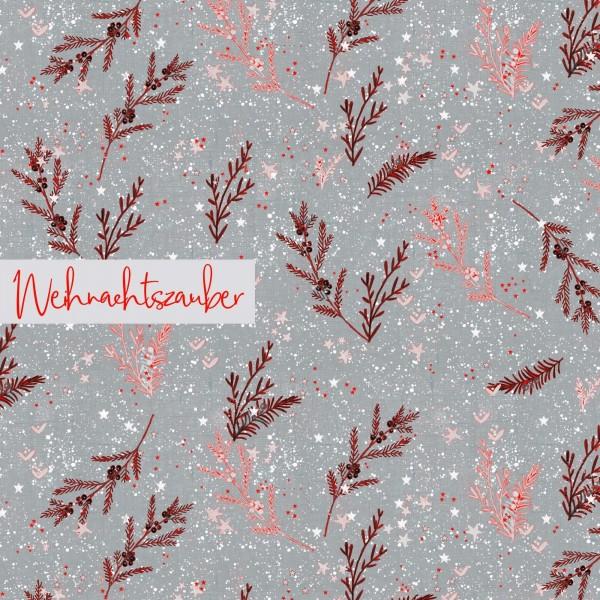 Fabrics/Designers/Tante Gisi/Weihnachtszauber Bild 1