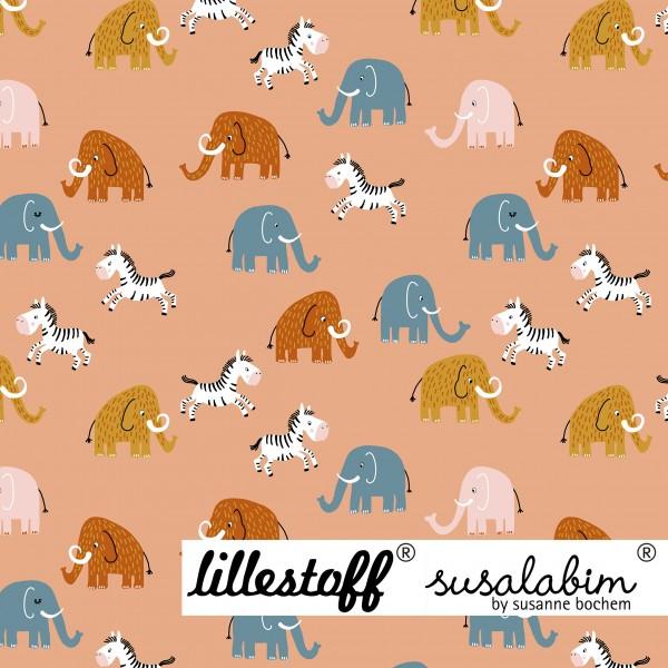 Stoffe/Susalabims Elefanten Bild 1