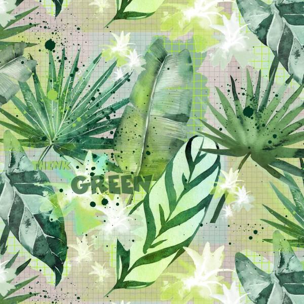 Fabrics/Designers/Tante Gisi/Think Green Bild 1
