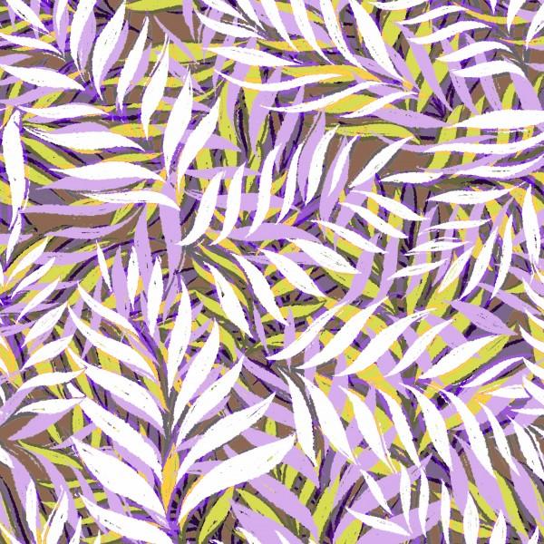 Fabrics/Floral/Palmblatt Jungle Bild 1