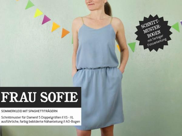 Pattern/STUDIO SCHNITTREIF/Studio Schnittreif - Schnittmuster FrauSOFIE Kleid Bild 1
