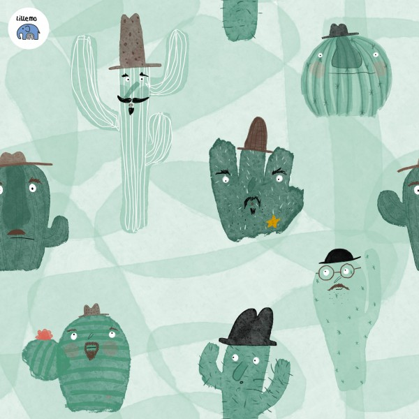 Fabrics/Designers/Lillemo/Yeehaw Bild 1