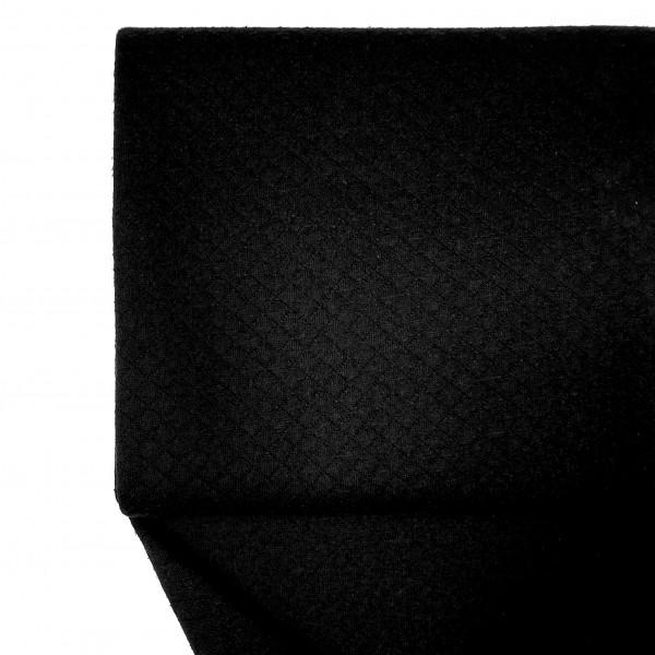 Fabrics/Basics/Solid Stepper/Leichter Baumwollstepper, schwarz Bild 1