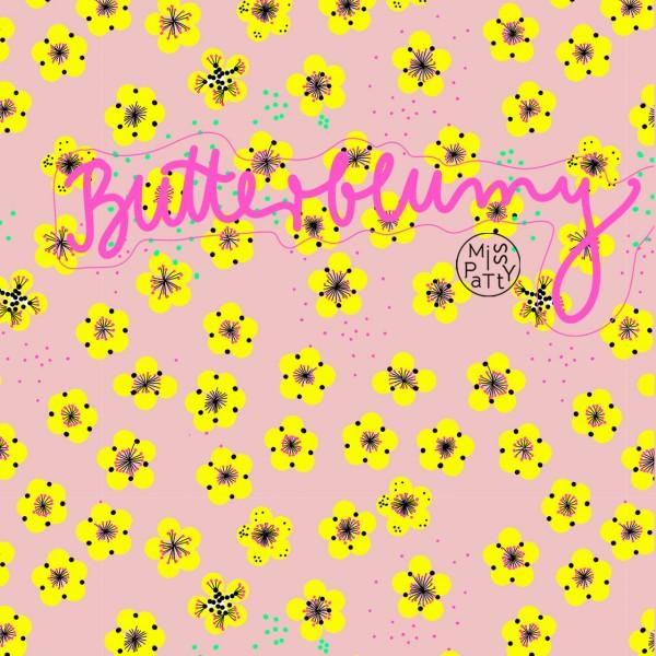 Stoffe/Designer/Miss Patty/Butterblumy Bild 1