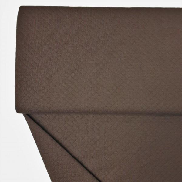 Fabrics/Basics/Solid Stepper/Leichter Baumwollstepper, dunkelbraun Bild 1