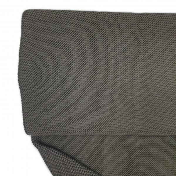 Fabrics/Linksstrick, dunkelgrau Bild 1